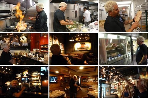 A Tour of Guy Fieri's Restaurant From Guy Fieri