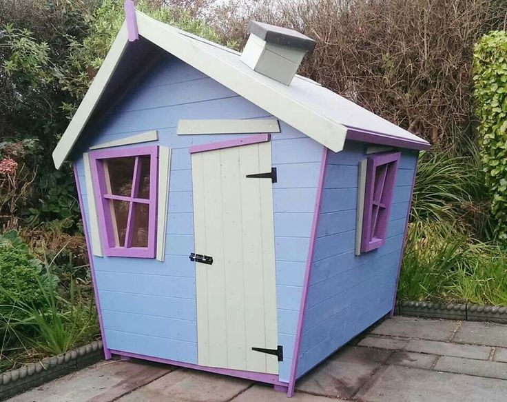 38 Best Images About Playhouses On Pinterest Storage
