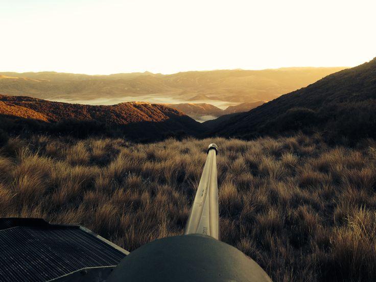 Sunrise Valley  Waiouru  LAV 3 Cavalry