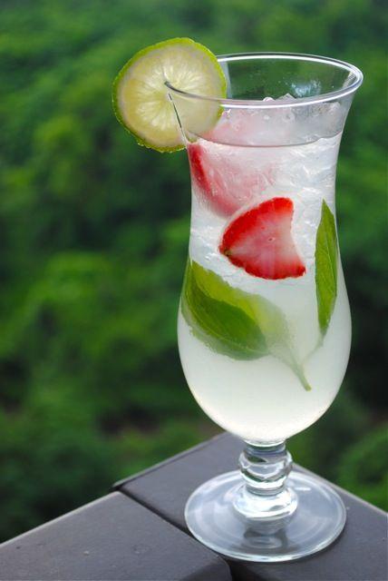 Невыразимая легкость кулинарного бытия...: Об американских лимонадах