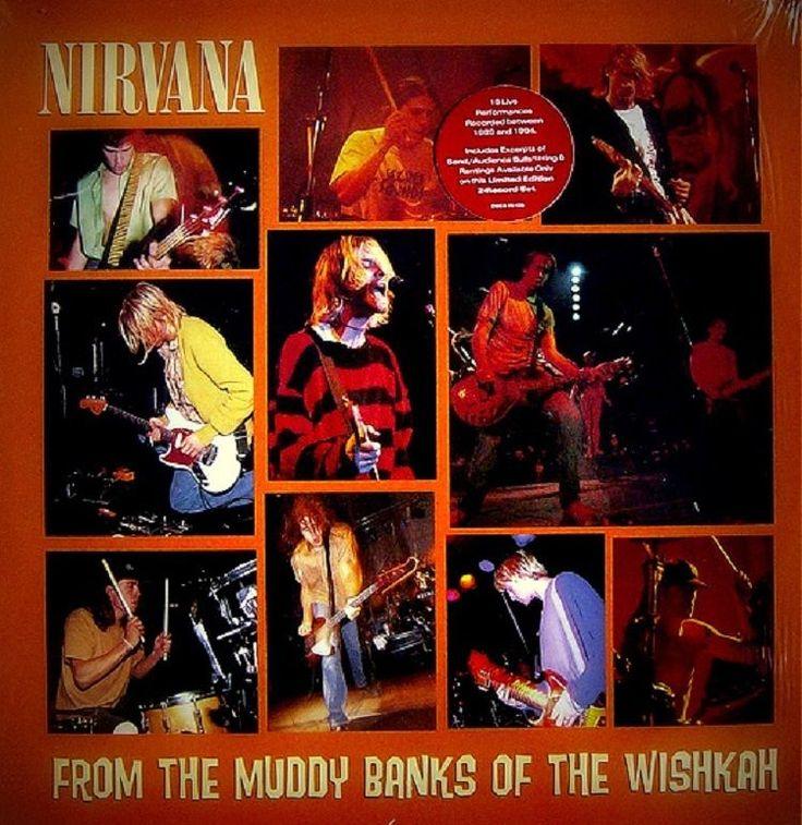 NIRVANA From the Muddy Banks of the Wishkah 2LP / Vinyl - Insert ReRelease 2012 in | eBay