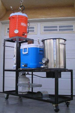 219 best images about home brewing on pinterest craft for Best craft beer kit