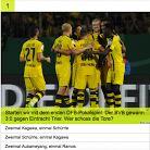 Das BVB-Hinrunden-Quiz - Buzz09 - BVB-News