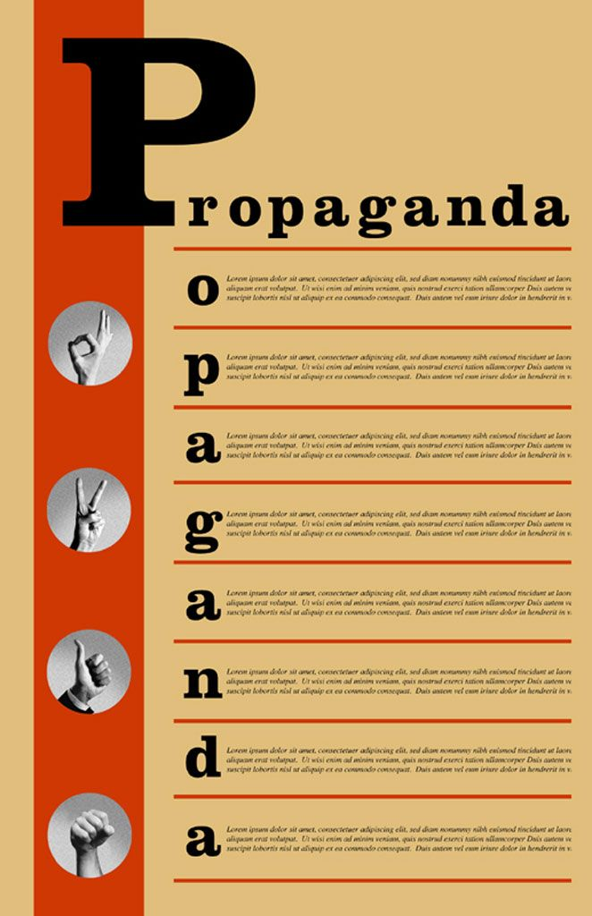 propaganda techniques essay Essay on propaganda – techniques and limitations of propaganda – public opinion researches normally stress upon the manipulation of public opinion through propaganda.