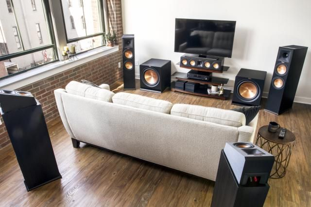 Klipsch Jumps Into Dolby Atmos With 2015 Reference Premiere Speaker Line
