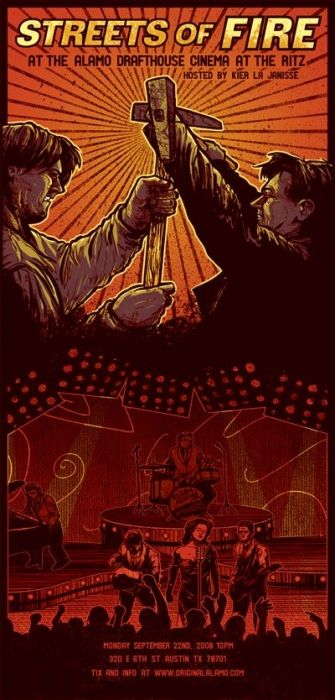 Mondo: The Archive | Kevin Tong - Streets Of Fire, 2008