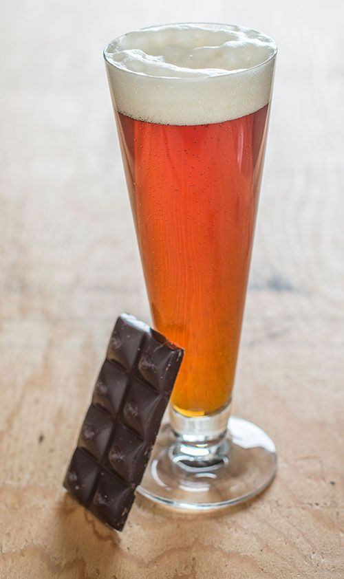 Beer + Chocolate Pairing | In preparation for Valentine's Day, we sat down armed with a box of chocolates and a spread of craft beer, and got to experimenting with beer and chocolate.