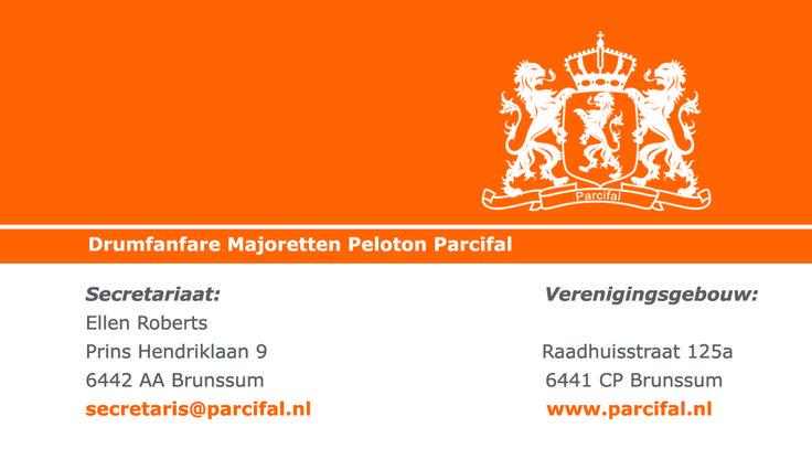 Visitekaartjes Parcifal