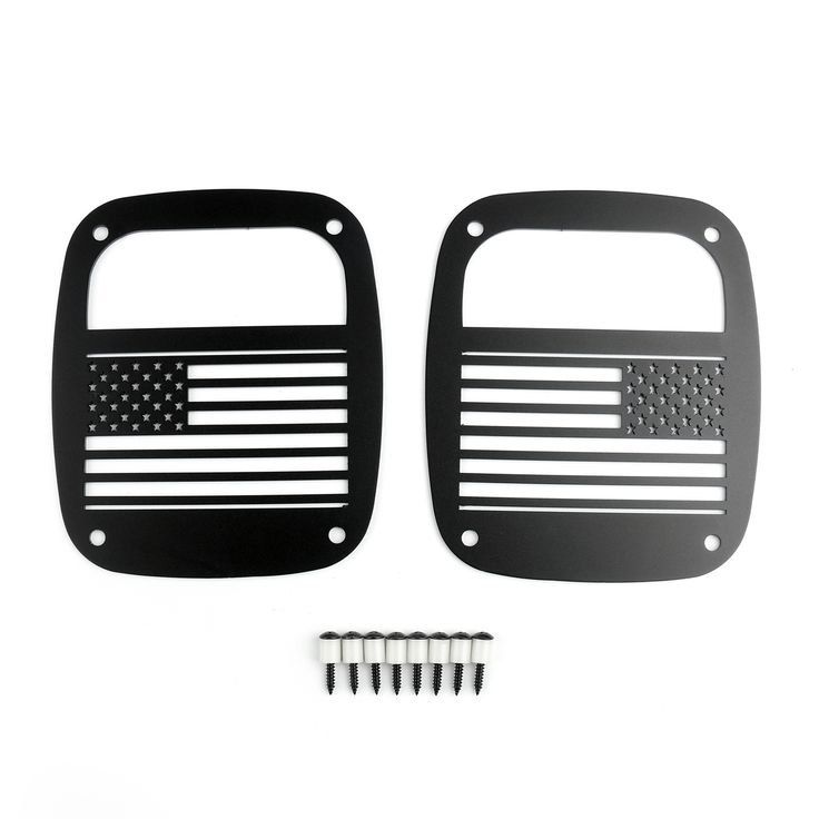 Mad Hornets - Rear Tail light Guard Cover Lamp Trim US Flag Cover Jeep Wrangler TJ (97-06), $28.04 (http://www.madhornets.com/rear-tail-light-guard-cover-lamp-trim-us-flag-cover-jeep-wrangler-tj-97-06/)