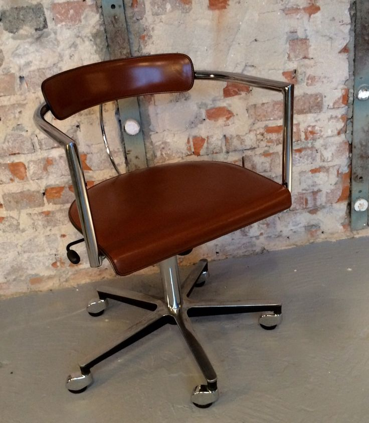 German furniture manufacturer. The perfect office chair. Vintage Style.