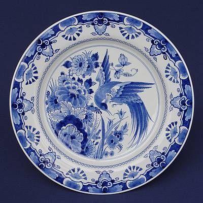 Delfts Blauw Porceleyne Fles Royal Delft