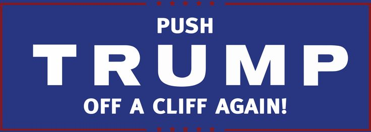 Push Donald Off a Cliff Again!   LOL, this is awesome. :D