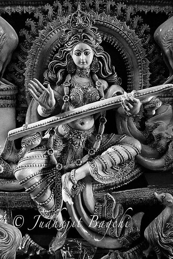 saraswati puja bengal heritage india magazine behance saraswati goddess goddess