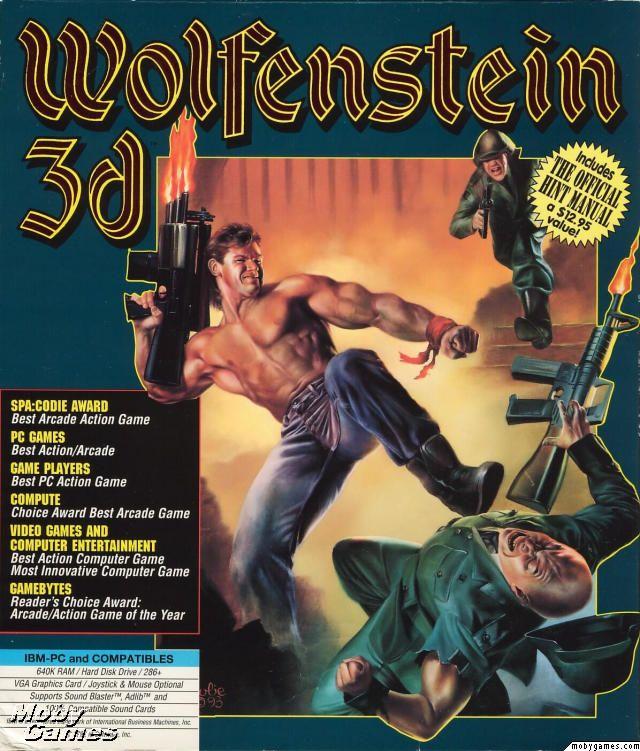 Wolfenstein 3D - PC
