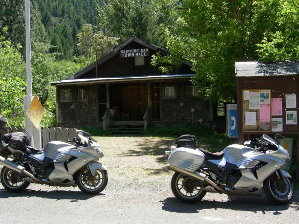 Sawyers Bar Town Hall