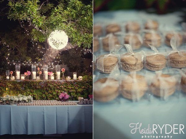 Top Ideas For Edible Favors, Wedding Favors Photos by Mainly Macarons