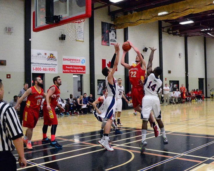 Panther Varsity Basketball vs. Loyalist