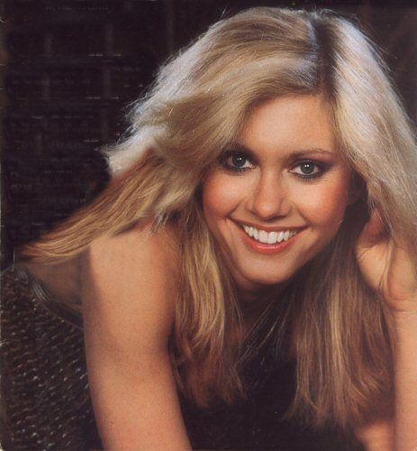Olivia Newton John- I've adored her for years.