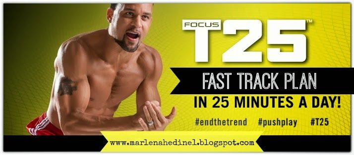 Focus T25 5 day quick start, T25 meal plan, T25 results, T25 recipes, Nutrition plan