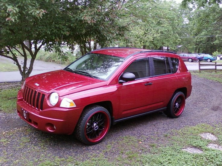 2007 jeep compass modifications modification of cars pinterest cars jeep compass and 2007. Black Bedroom Furniture Sets. Home Design Ideas