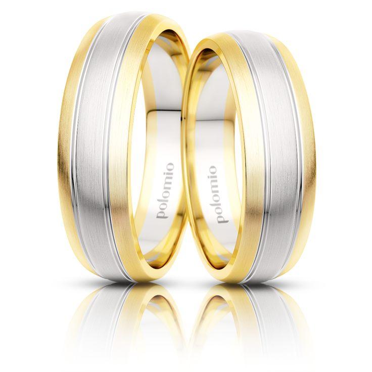 Snubní prsten Pino duo 5,5-02 Polomio Jewellery