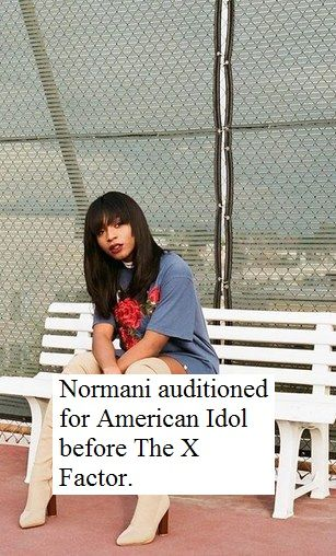 Normani Kordei fact/Fifth Harmony facts