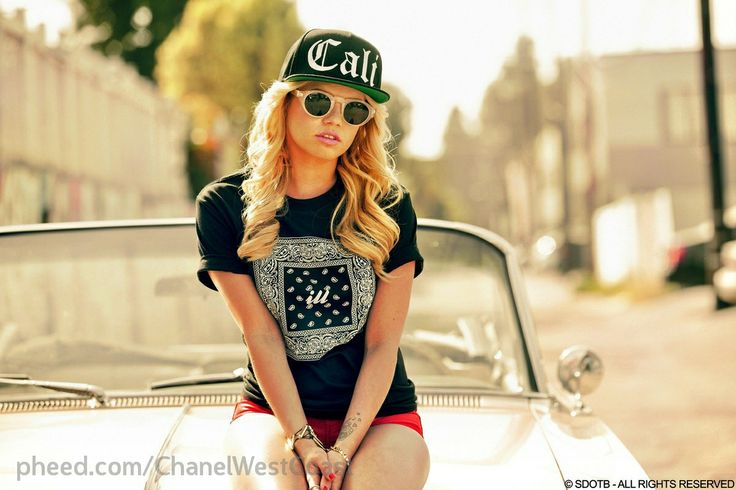 I Love Chanel West Coasts style