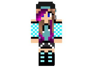 minecraft skins for girls  | ... girl skin for minecraft 11 30 pm february 6 2014 669 views minecraft