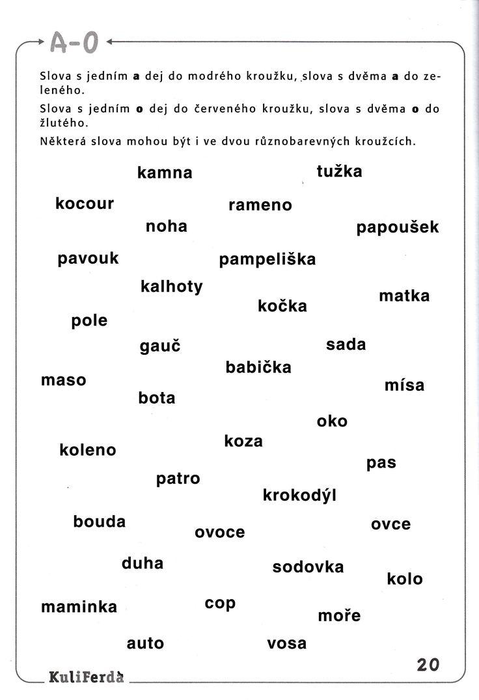 Centrum učebnic CZ - Raabe, Gošová, V., Kuliferda - Pozornost III - PS pro žáky s SPU na 1. stupni ZŠ