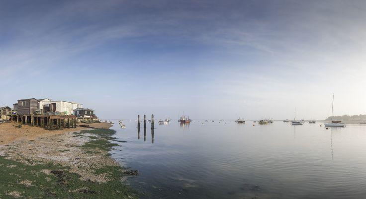 Dawn at Felixstowe Ferry by Nigel Lomas on 500px