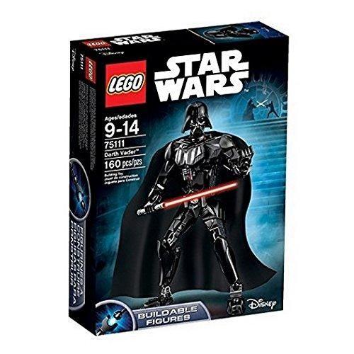 Oferta: 26.74€ Dto: -16%. Comprar Ofertas de LEGO Star Wars - Darth Vader (75111) barato. ¡Mira las ofertas!