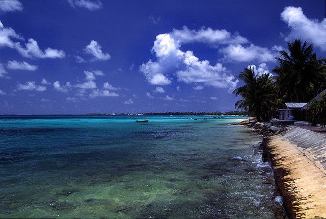 Tuvalu islands