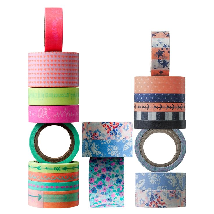HEMA washi tapes