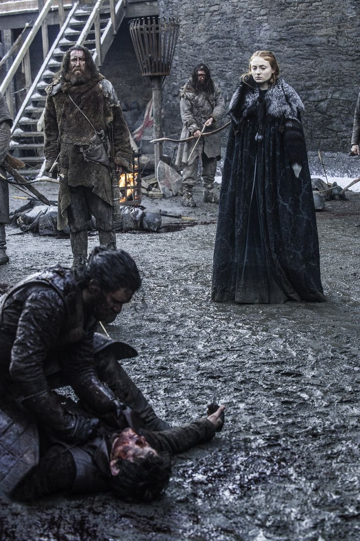 "GAME OF THRONES Season 6 Finale: ""The Winds Of Winter"""