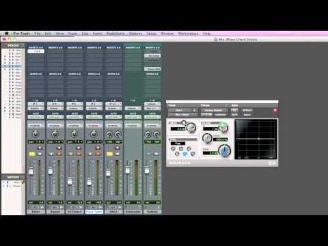 Audio recording tutorial: Phase cancellation - the sound destroyer | lynda.com - YouTube