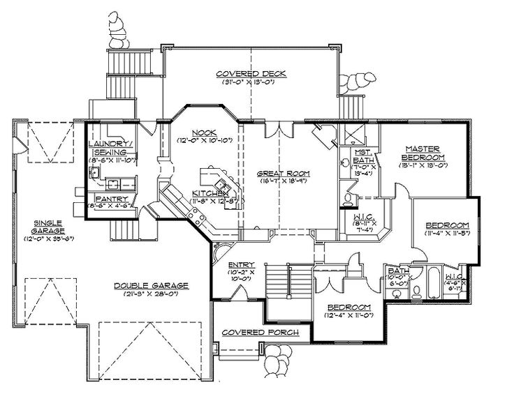 181 best Home blueprints images on Pinterest Floor plans, Master - new blueprint plan company