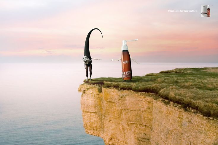 Funny #ads #posters #commercials connected with hair cosmetics. Follow us on www.facebook.com/ApReklama for more. Repinned by www.apreklama.pl https://www.instagram.com/arturjanas/ #ads #marketing #creative #poster #advertising #campaign #reklama #śmieszne #commercial #humor #chair #shampoo #cosmetics