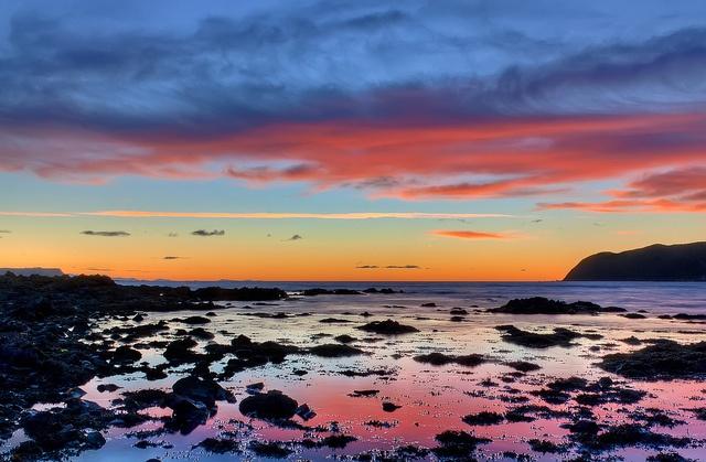 Plimmerton, Beach, Wellington, NZ