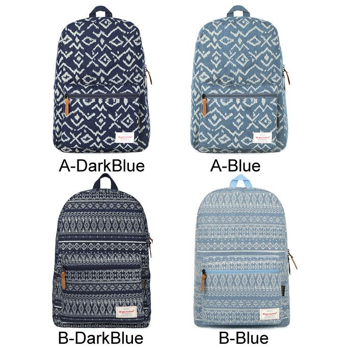 Leisure Bulk people Totem college backpack schoolbag | Apparel Backpacks | Torches ByGoods.Com