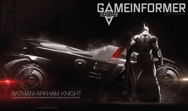 Batman: Arkham Knight [Xbox One] | Всё о Xbox 360, Playstation 3 и Nintendo Wii