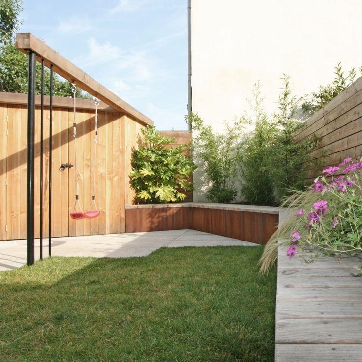 25 beste idee n over kleine pergola op pinterest buiten pergola kleine dekken en patio - Bank voor pergola ...