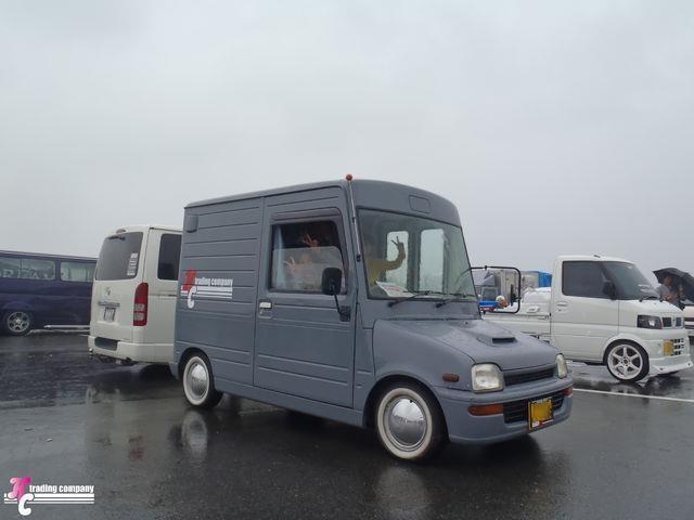 Daihatsu MIRA VAN - Keijidosha - Kei Car