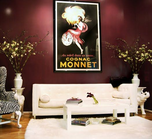 1000+ Ideas About Burgundy Walls On Pinterest