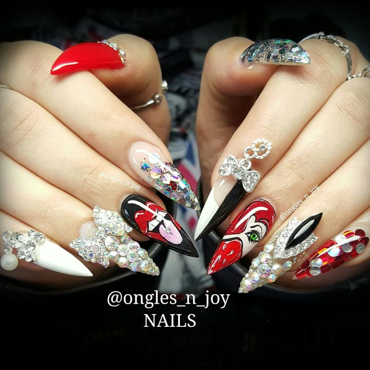 99 best Ongles n\'Joy images on Pinterest | Glee, Joy and Ongles