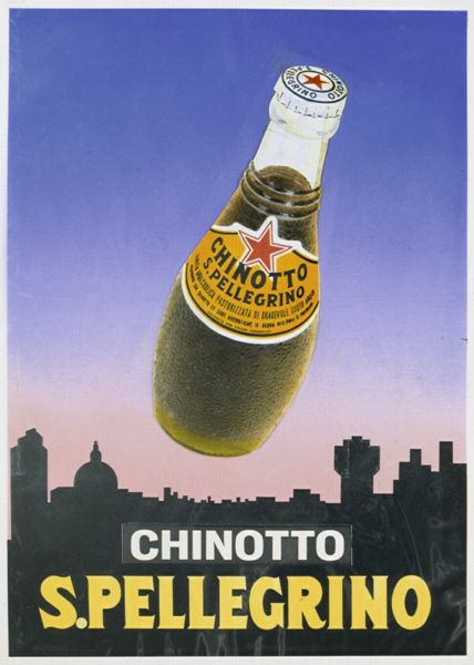 Chinotto, to the moon and back! #sanpellegrinofruitbeverages #chinotto #throwbackthursday