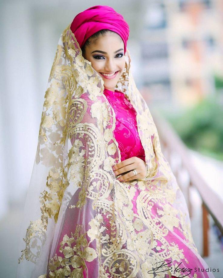 Wizkid's Former Girlfriend Marries! Sophie Rammal and Wale Alakija's Stunning Wedding Photos - Wedding Digest NaijaWedding Digest Naija