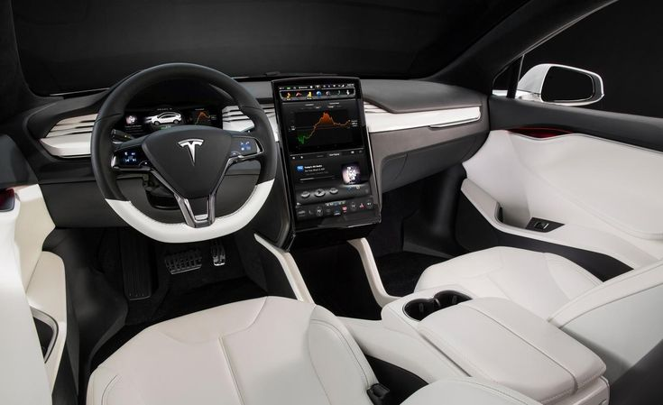 Salon Tesla Model X
