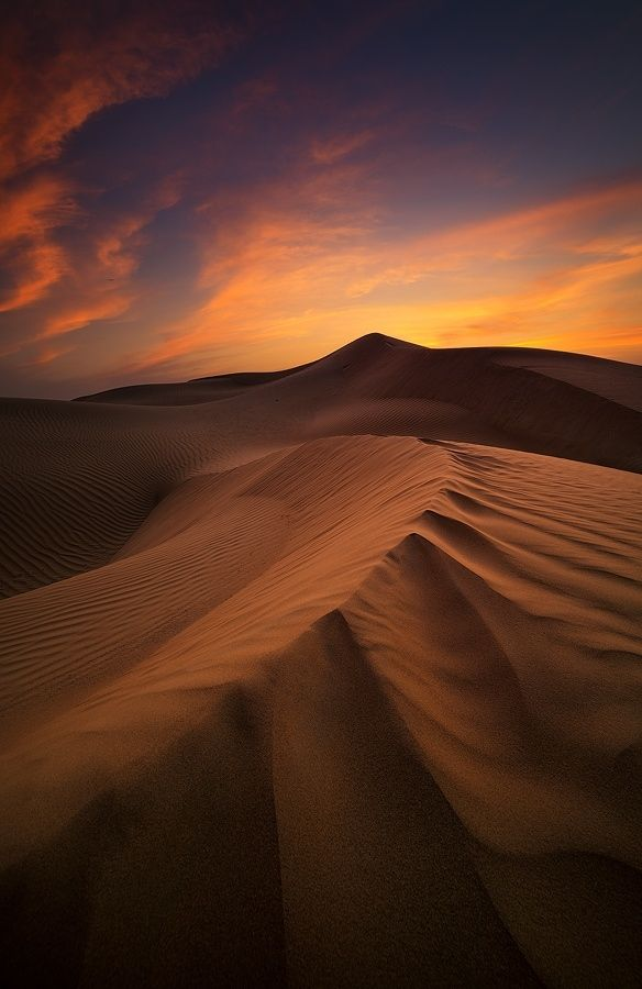 The Beauty of Sunset by Hamed Musharbak - Photo 182777599 / 500px