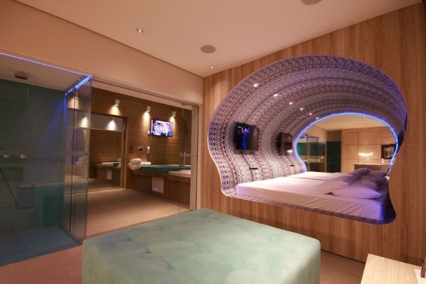 26 Futuristic Bedroom Designs - Decoholic