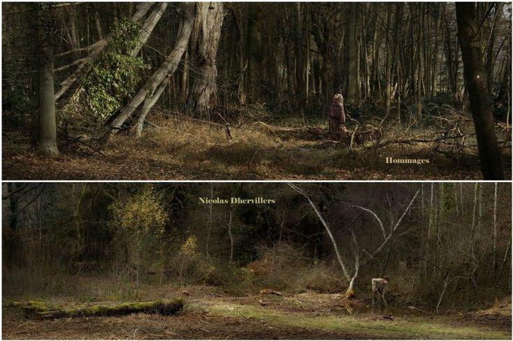 Nicolas Dhervillers - 'Hommages'